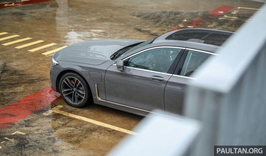 FIRST DRIVE: 2019 G12 BMW 740Le LCI – RM594,800 Image #1056786