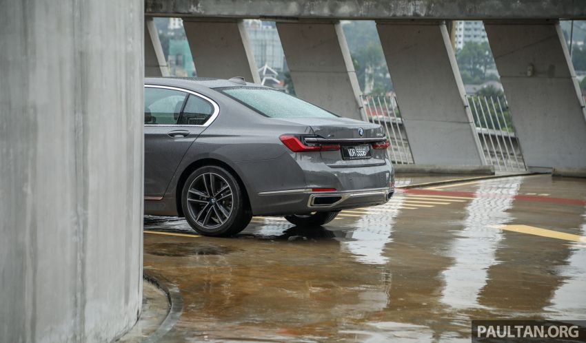 FIRST DRIVE: 2019 G12 BMW 740Le LCI – RM594,800 Image #1056787
