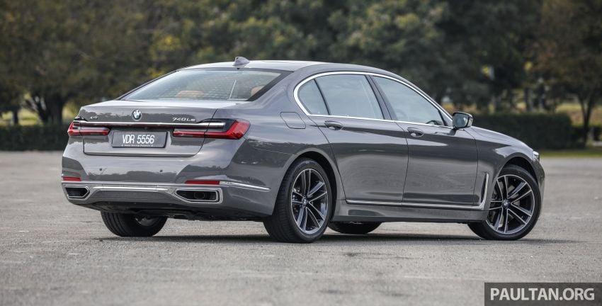 FIRST DRIVE: 2019 G12 BMW 740Le LCI – RM594,800 Image #1056745