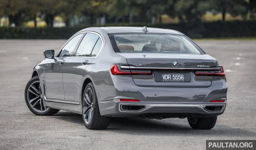 FIRST DRIVE: 2019 G12 BMW 740Le LCI – RM594,800 Image #1056746