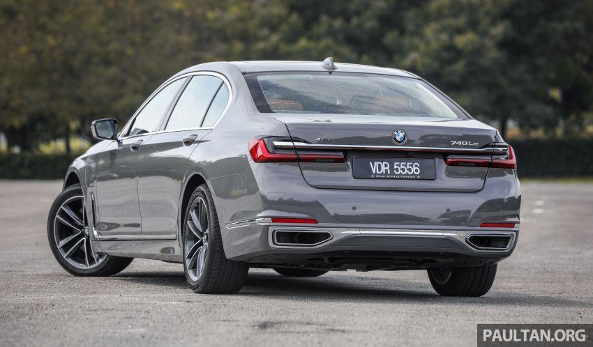 FIRST DRIVE: 2019 G12 BMW 740Le LCI – RM594,800 Image #1056747