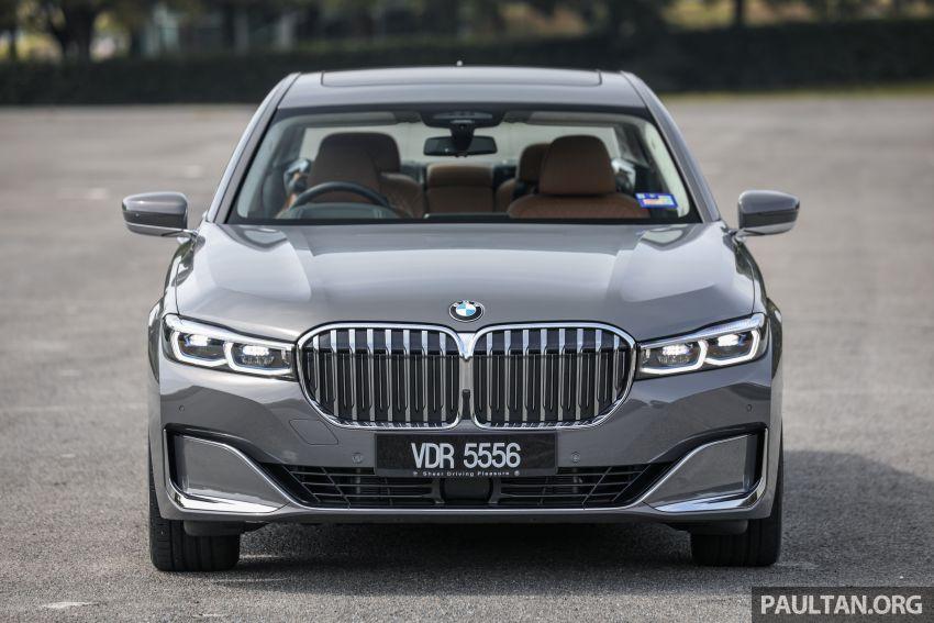 FIRST DRIVE: 2019 G12 BMW 740Le LCI – RM594,800 Image #1056748