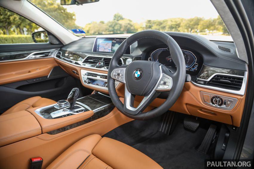 FIRST DRIVE: 2019 G12 BMW 740Le LCI – RM594,800 Image #1056790
