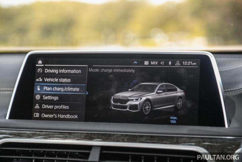 FIRST DRIVE: 2019 G12 BMW 740Le LCI – RM594,800 Image #1056799