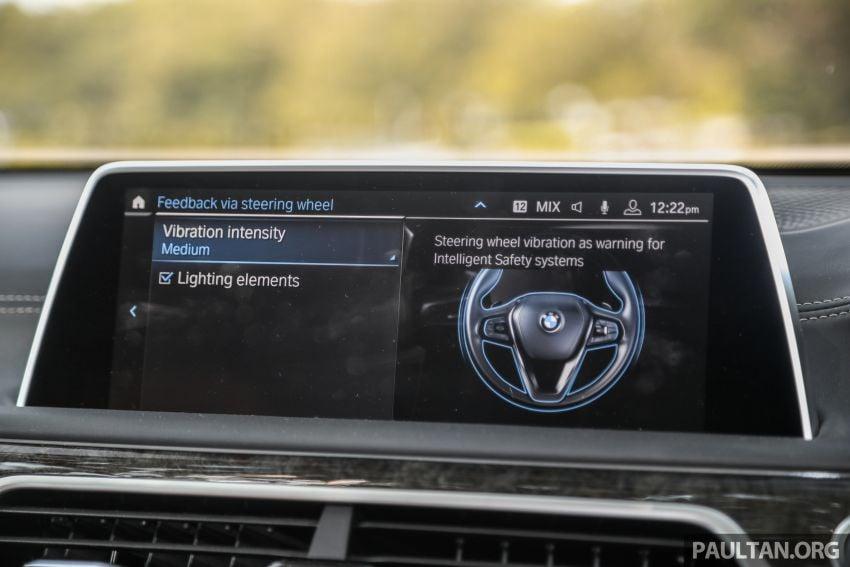 FIRST DRIVE: 2019 G12 BMW 740Le LCI – RM594,800 Image #1056812
