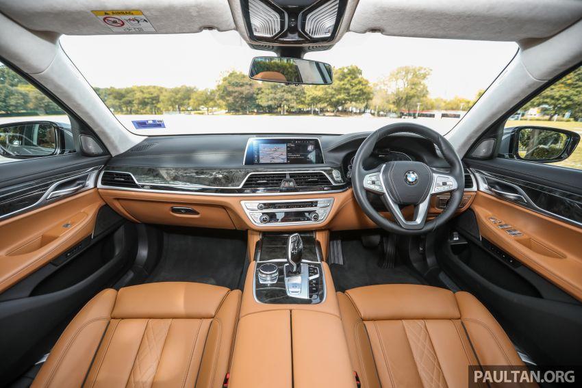 FIRST DRIVE: 2019 G12 BMW 740Le LCI – RM594,800 Image #1056791