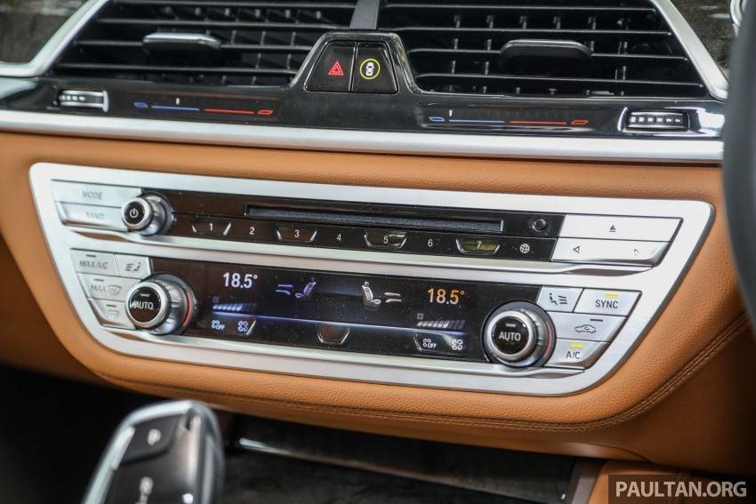FIRST DRIVE: 2019 G12 BMW 740Le LCI – RM594,800 Image #1056819