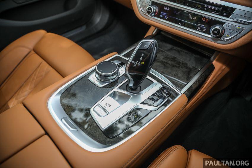 FIRST DRIVE: 2019 G12 BMW 740Le LCI – RM594,800 Image #1056820