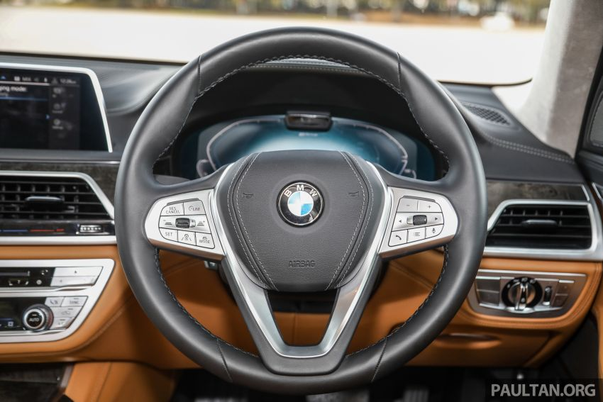 FIRST DRIVE: 2019 G12 BMW 740Le LCI – RM594,800 Image #1056792