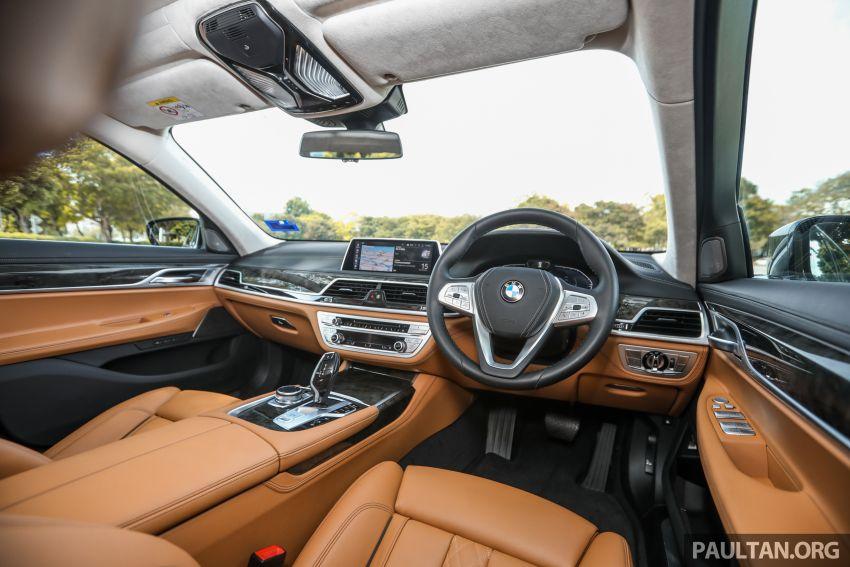 FIRST DRIVE: 2019 G12 BMW 740Le LCI – RM594,800 Image #1056836