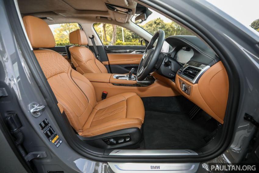 FIRST DRIVE: 2019 G12 BMW 740Le LCI – RM594,800 Image #1056843