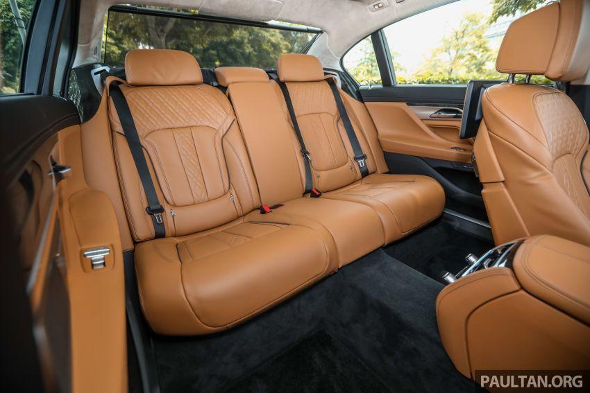 FIRST DRIVE: 2019 G12 BMW 740Le LCI – RM594,800 Image #1056856
