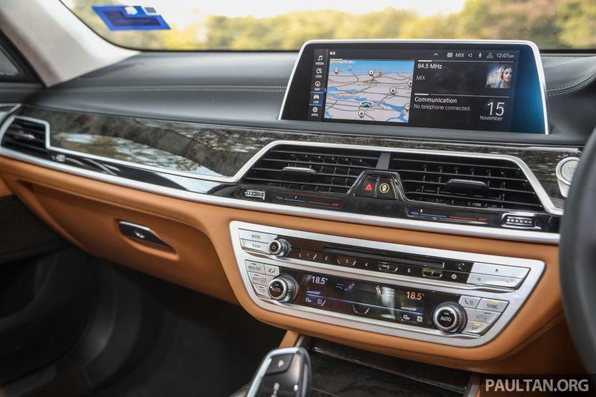 FIRST DRIVE: 2019 G12 BMW 740Le LCI – RM594,800 Image #1056795