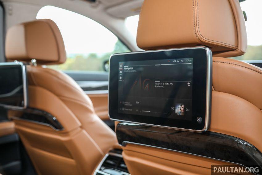 FIRST DRIVE: 2019 G12 BMW 740Le LCI – RM594,800 Image #1056859