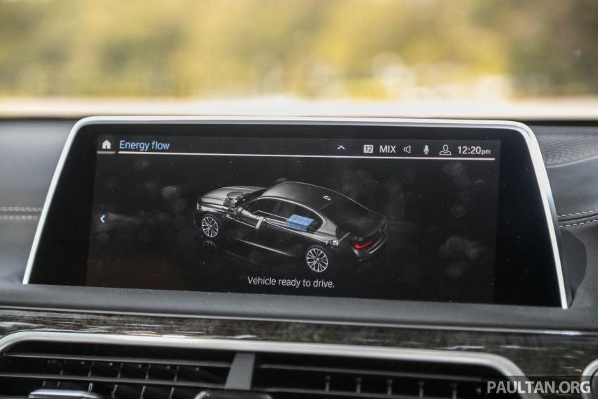 FIRST DRIVE: 2019 G12 BMW 740Le LCI – RM594,800 Image #1056797