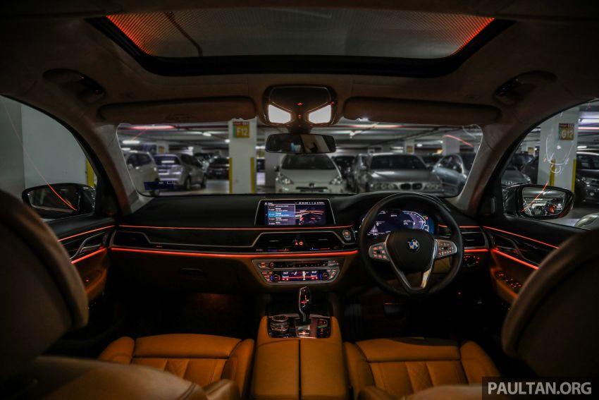 FIRST DRIVE: 2019 G12 BMW 740Le LCI – RM594,800 Image #1056732