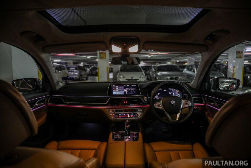 FIRST DRIVE: 2019 G12 BMW 740Le LCI – RM594,800 Image #1056734