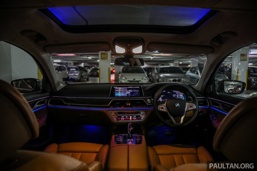 FIRST DRIVE: 2019 G12 BMW 740Le LCI – RM594,800 Image #1056736