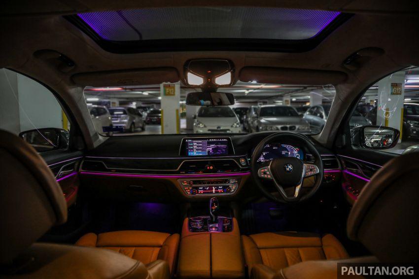 FIRST DRIVE: 2019 G12 BMW 740Le LCI – RM594,800 Image #1056739
