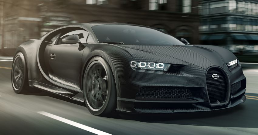 Bugatti Chiron Noire edition – 20 units only, fr RM14m! Image #1055258