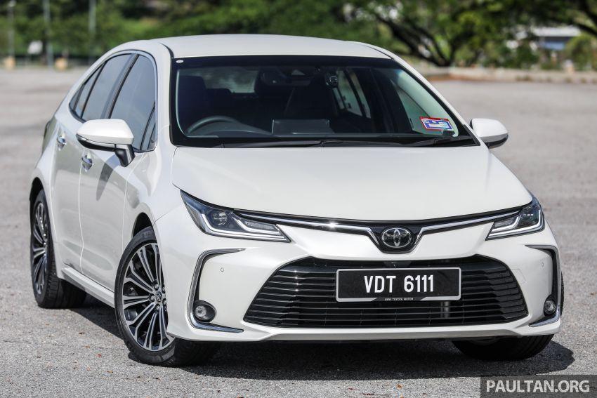 PANDU UJI: Toyota Corolla 1.8L generasi ke-12 – pakej kuasa sama, tapi ada kelebihan pada keseimbangan Image #1059270
