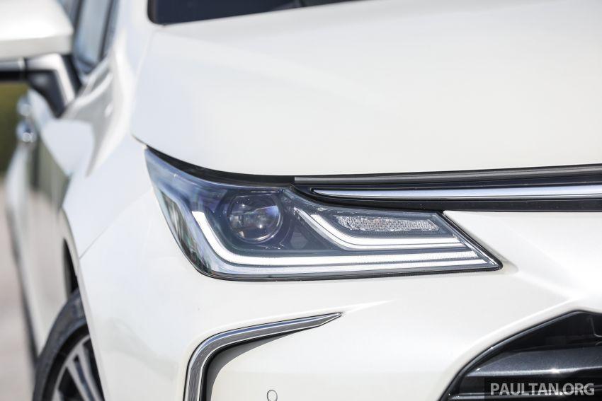 PANDU UJI: Toyota Corolla 1.8L generasi ke-12 – pakej kuasa sama, tapi ada kelebihan pada keseimbangan Image #1059285