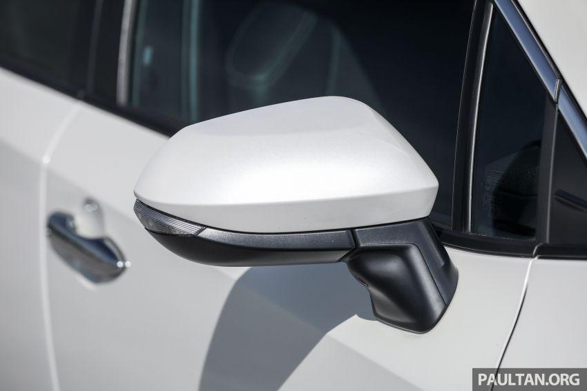 PANDU UJI: Toyota Corolla 1.8L generasi ke-12 – pakej kuasa sama, tapi ada kelebihan pada keseimbangan Image #1059291
