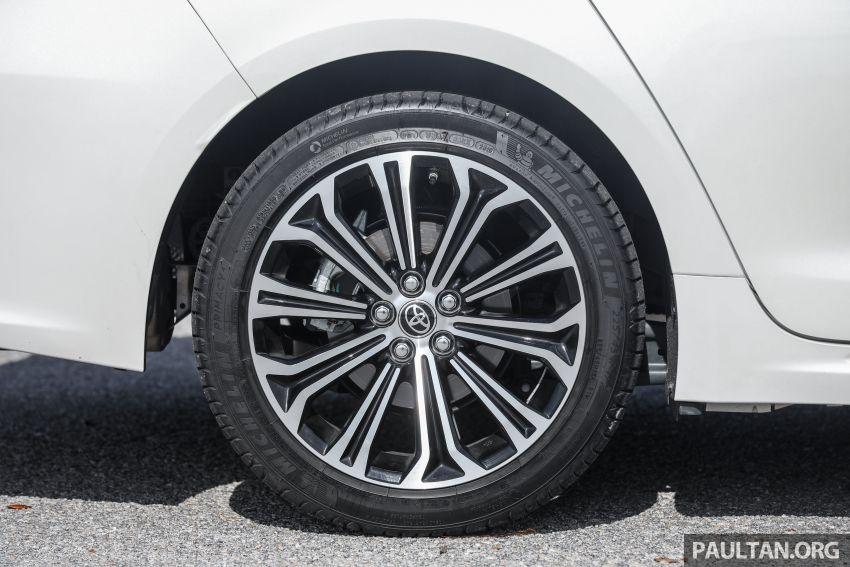 PANDU UJI: Toyota Corolla 1.8L generasi ke-12 – pakej kuasa sama, tapi ada kelebihan pada keseimbangan Image #1059296