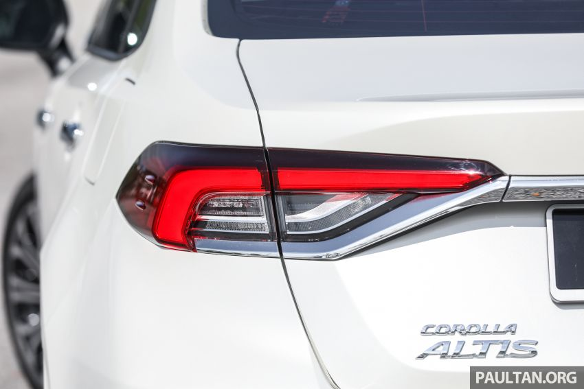 PANDU UJI: Toyota Corolla 1.8L generasi ke-12 – pakej kuasa sama, tapi ada kelebihan pada keseimbangan Image #1059298