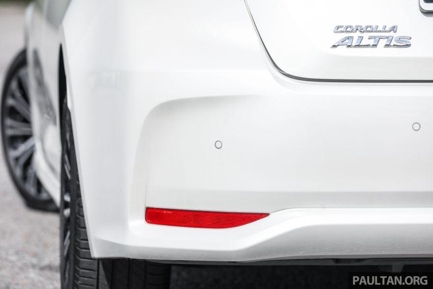 PANDU UJI: Toyota Corolla 1.8L generasi ke-12 – pakej kuasa sama, tapi ada kelebihan pada keseimbangan Image #1059300
