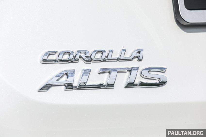 PANDU UJI: Toyota Corolla 1.8L generasi ke-12 – pakej kuasa sama, tapi ada kelebihan pada keseimbangan Image #1059304