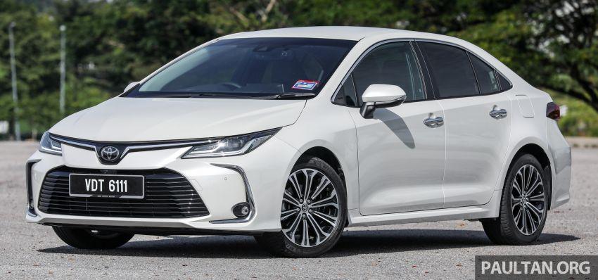 PANDU UJI: Toyota Corolla 1.8L generasi ke-12 – pakej kuasa sama, tapi ada kelebihan pada keseimbangan Image #1059273