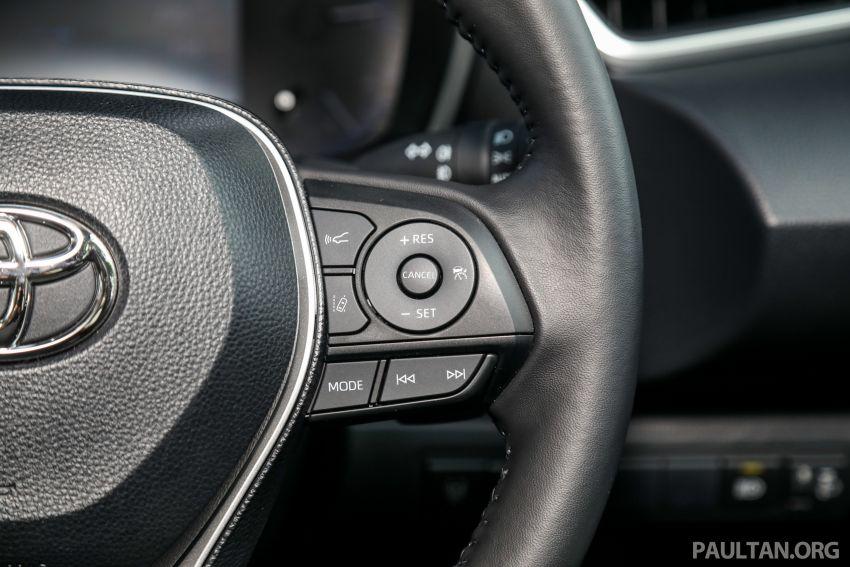 PANDU UJI: Toyota Corolla 1.8L generasi ke-12 – pakej kuasa sama, tapi ada kelebihan pada keseimbangan Image #1059319