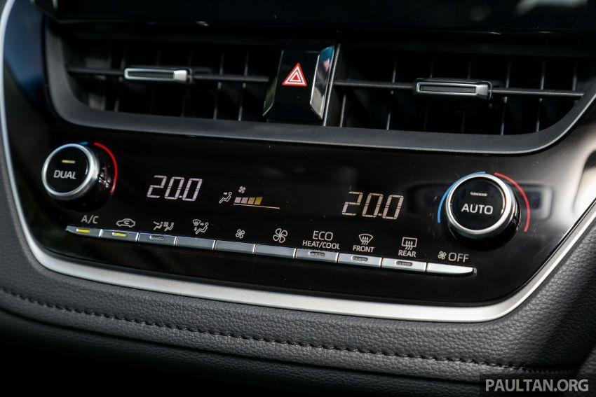 PANDU UJI: Toyota Corolla 1.8L generasi ke-12 – pakej kuasa sama, tapi ada kelebihan pada keseimbangan Image #1059334