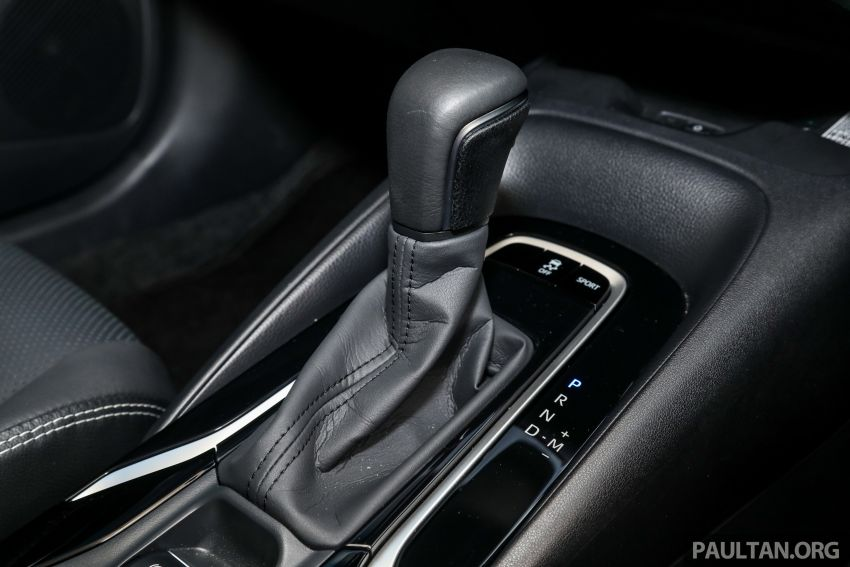 PANDU UJI: Toyota Corolla 1.8L generasi ke-12 – pakej kuasa sama, tapi ada kelebihan pada keseimbangan Image #1059337