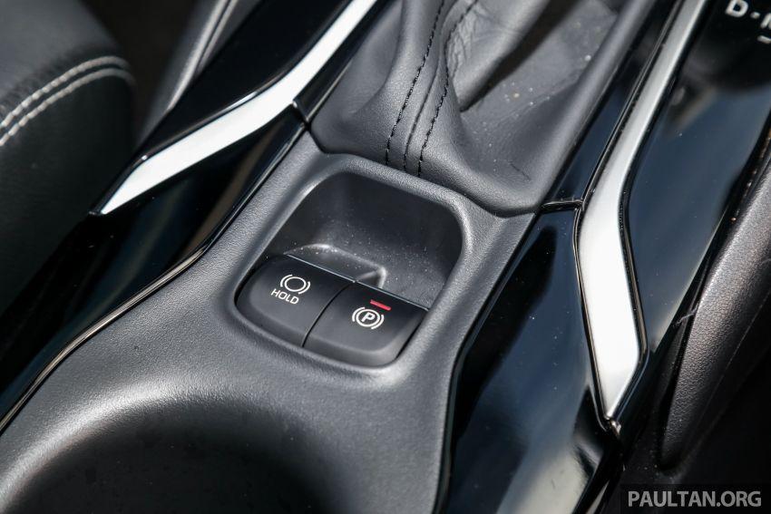 PANDU UJI: Toyota Corolla 1.8L generasi ke-12 – pakej kuasa sama, tapi ada kelebihan pada keseimbangan Image #1059338