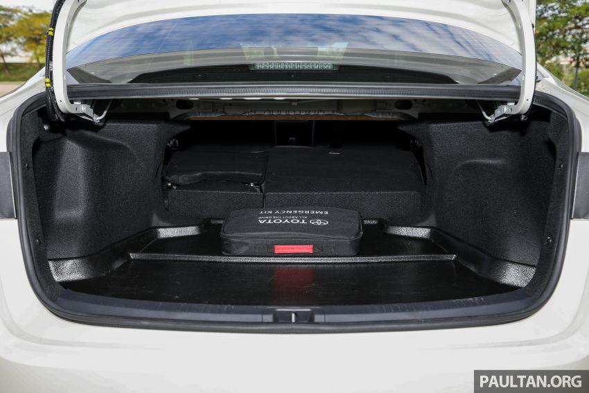 PANDU UJI: Toyota Corolla 1.8L generasi ke-12 – pakej kuasa sama, tapi ada kelebihan pada keseimbangan Image #1059363