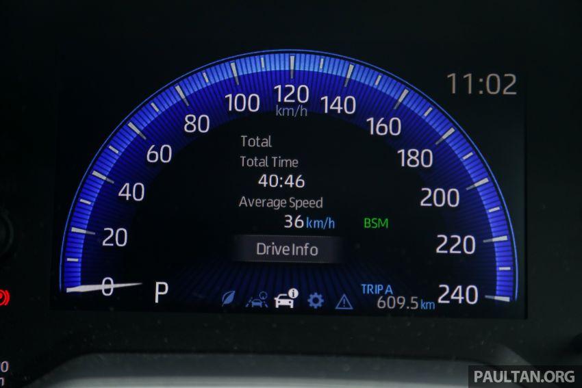 PANDU UJI: Toyota Corolla 1.8L generasi ke-12 – pakej kuasa sama, tapi ada kelebihan pada keseimbangan Image #1059315