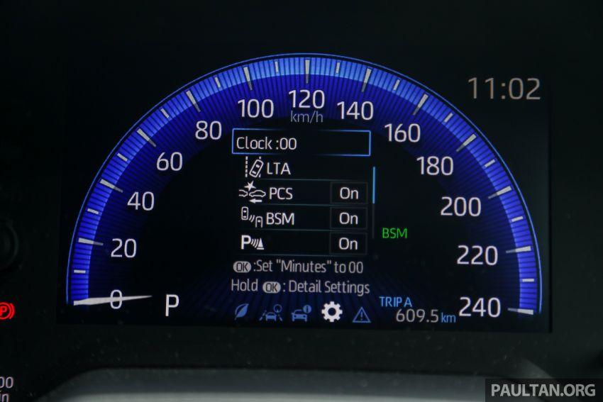 PANDU UJI: Toyota Corolla 1.8L generasi ke-12 – pakej kuasa sama, tapi ada kelebihan pada keseimbangan Image #1059316