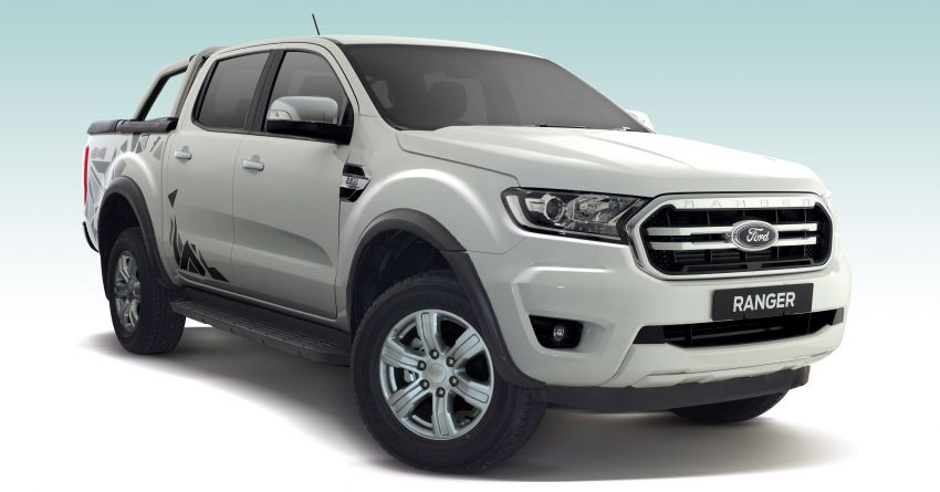 Ford Ranger 2.2L XLT Special Edition launched in Malaysia – limited units; additional kit; from RM121k Image #1059022