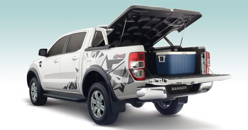 Ford Ranger 2.2L XLT Special Edition launched in Malaysia – limited units; additional kit; from RM121k Image #1059023