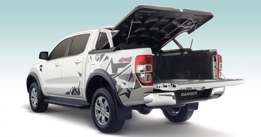 Ford Ranger 2.2L XLT Special Edition launched in Malaysia – limited units; additional kit; from RM121k Image #1059024