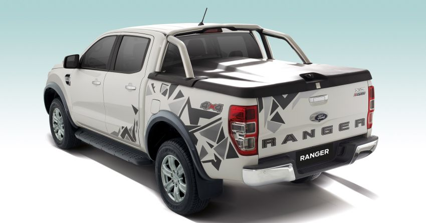 Ford Ranger 2.2L XLT Special Edition launched in Malaysia – limited units; additional kit; from RM121k Image #1059025