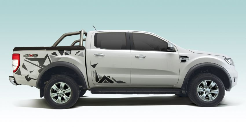 Ford Ranger 2.2L XLT Special Edition launched in Malaysia – limited units; additional kit; from RM121k Image #1059026