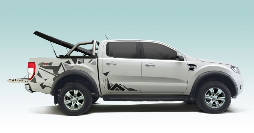 Ford Ranger 2.2L XLT Special Edition launched in Malaysia – limited units; additional kit; from RM121k Image #1059027