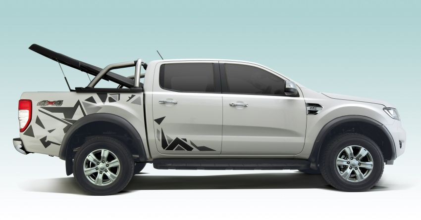 Ford Ranger 2.2L XLT Special Edition launched in Malaysia – limited units; additional kit; from RM121k Image #1059028