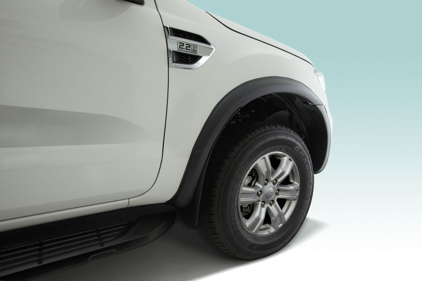 Ford Ranger 2.2L XLT Special Edition launched in Malaysia – limited units; additional kit; from RM121k Image #1059029