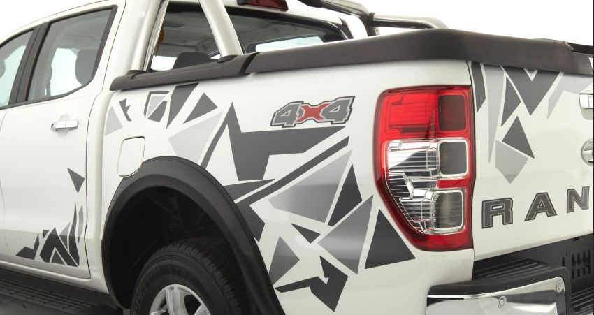 Ford Ranger 2.2L XLT Special Edition launched in Malaysia – limited units; additional kit; from RM121k Image #1059030