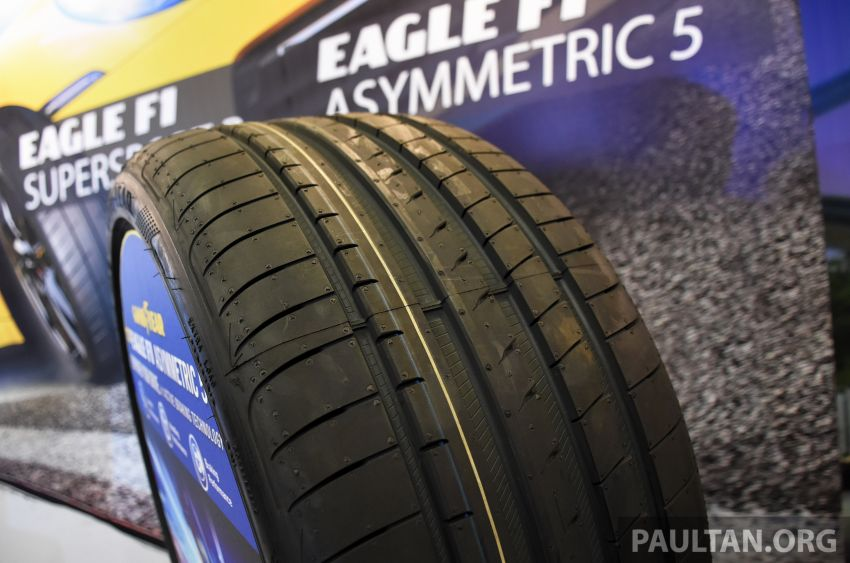 Goodyear Eagle F1 Supersport introduced in Malaysia – three-tier tyre range to make market debut next year Image #1057666