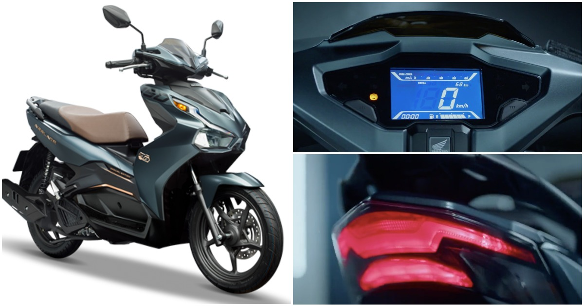 2020 Honda Airblade Now In Vietnam From Rm7 3k Paultan Org